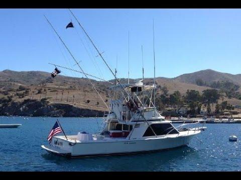 32' Blackfin Sports Fisherman 1989