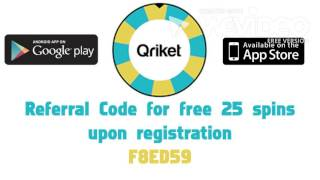 Spin And Win Referral Code