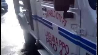 POLICE DRUG RAID PARIAN CALAMBA LAGUNA