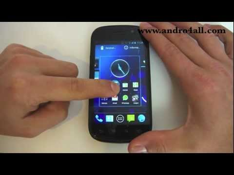 Videoreview Ice Cream Sandwich [HD][ESPAÑOL]