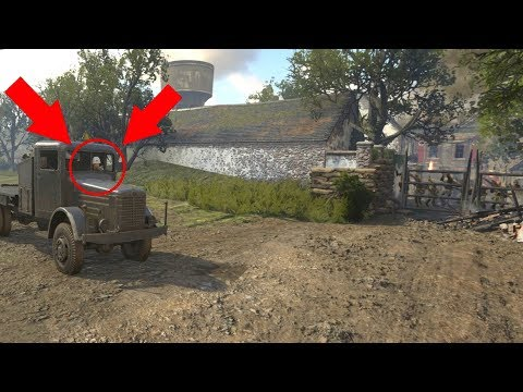 "CRAZIEST VEHICLE GLITCH HIDING SPOT ON WW2!!"" FINDING NOGAME"" EP.46"