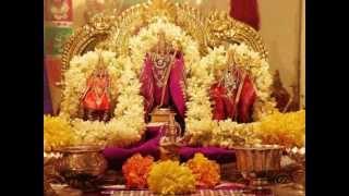 Sanskrit Hymn To Awaken Lord Rama ( Kshetra Bhadrachalam) - \