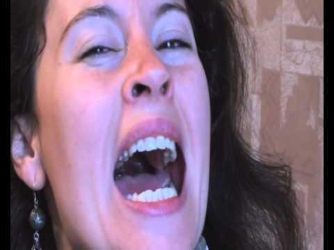 Yawning fetish