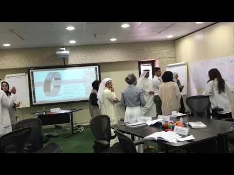 Team work activity