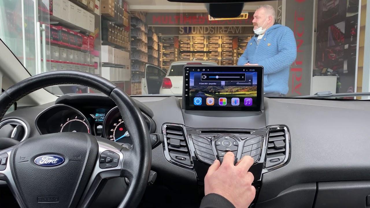 Ford Fiesta 2015 - Обзор