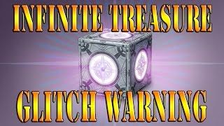 Destiny | Infinite Free Sterling Treasure Glitch - Warning