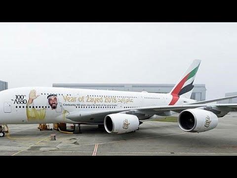 طلبية إماراتية تنقذ واحدة من أكبر الطائرات في العالم  - نشر قبل 8 ساعة