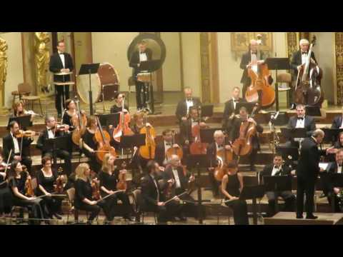 BUDAPEST FESTIVAL ORCHESTRA - Hungarian Sketches (B. Bartók) [Golden Hall Vienna]
