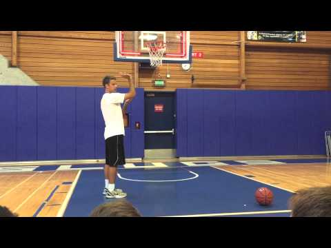 Nike Basketball Camp Lecture - Fundamentals Of Youth Jump Shooting