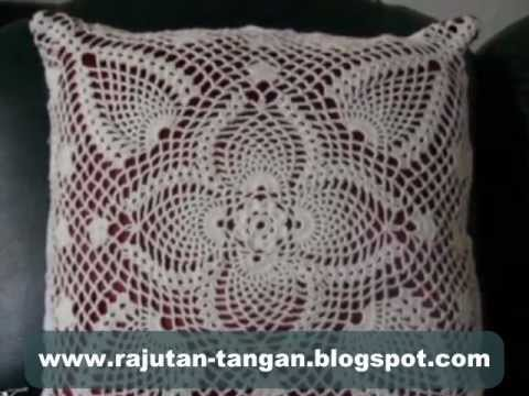 Warm Crochet In Living Room Rajutan Tangan Home Decor N N Collection Malang Youtube