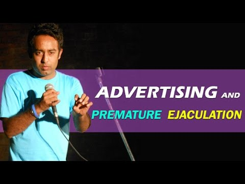 Advertising And Premature Ejaculation | Stand Up Comedy by Amar | Comedy Munch