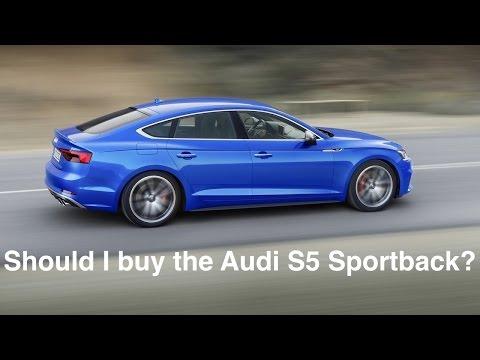 Should I buy the new Audi S5 Sportback?