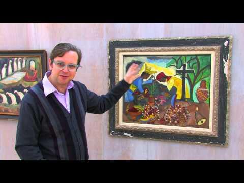 Kafou: Haiti, Art and Vodou - Director's tour