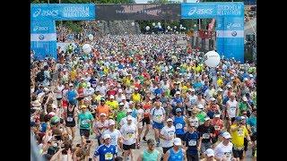 ASICS Stockholm Marathon 2 juni 2018