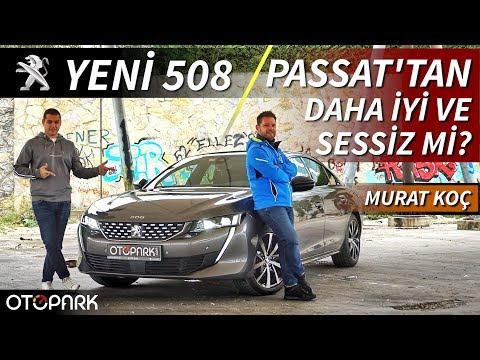 Yeni Peugeot 508 | VW Passat'tan daha iyi mi? | Otopark - Test