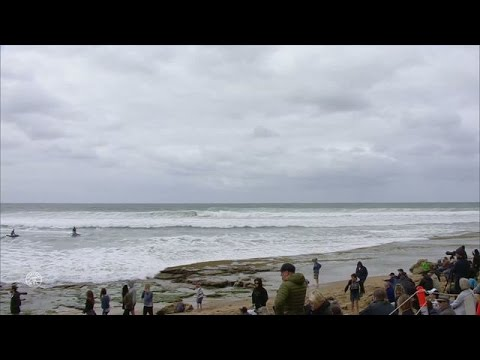 Kelly Slater at Bells, a Quick History