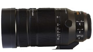 A Look At The Panasonic Leica 100-400mm Long Zoom Lens For Micro four Thirds Cameras