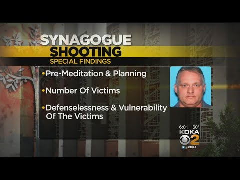 Federal Grand Jury Indicts Pittsburgh Synagogue Shooting Suspect Robert Bowers On 44 Counts