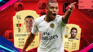 Skład z RONALDO i MESSIM!!! | FIFA 19 (TAKTYKA + WYTYCZNE)