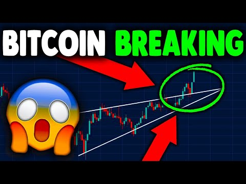BITCOIN BREAKING OUT NOW (must watch)!! BITCOIN PRICE TARGET & ETHEREUM PRICE PREDICTION (ETH & BTC)