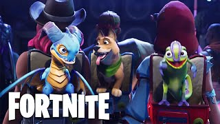 Fortnite Battle Royale - Season 6 Battle Pass Trailer