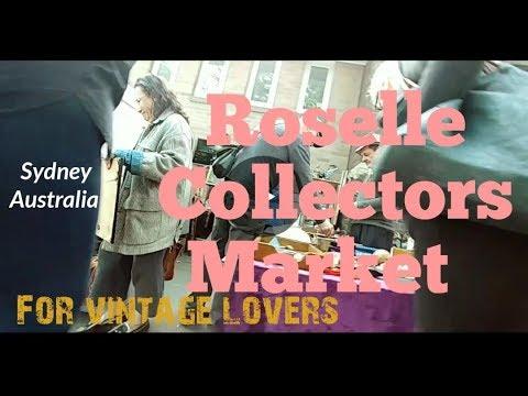 Must-visit Vintage Market In Sydney - Rozelle Collectors Market