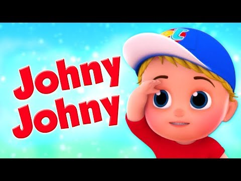 Johny Johny Yes Papa | Nursery Rhymes and Songs for Babies - Junior Squad