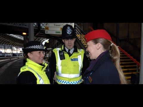 The History of The British Transport Police in HD (updated)