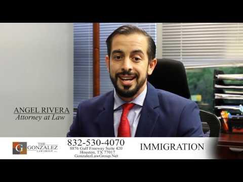 Immigration Lawyer Gonzalez Law Group - Commercial HD