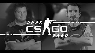 SNAX + PAGO KREUJĄCY GRĘ /CS:GO