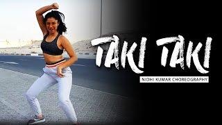 Baixar Taki Taki - DJ Snake ft. Selena Gomez, Ozuna & Cardi B   Urban Dance Choreography   Nidhi Kumar