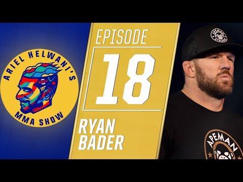 Ryan Bader on fighting Fedor Emelianenko, his beef with Daniel Cormier | Ariel Helwani