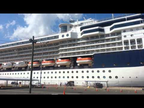 Celebrity Summit cruise ship Bayonne NJ