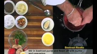 Beetroot Risotto With Craig Cormack  (19.04.2012)