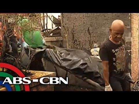 TV Patrol: Lola, patay sa sunog sa sariling bahay sa Quezon City