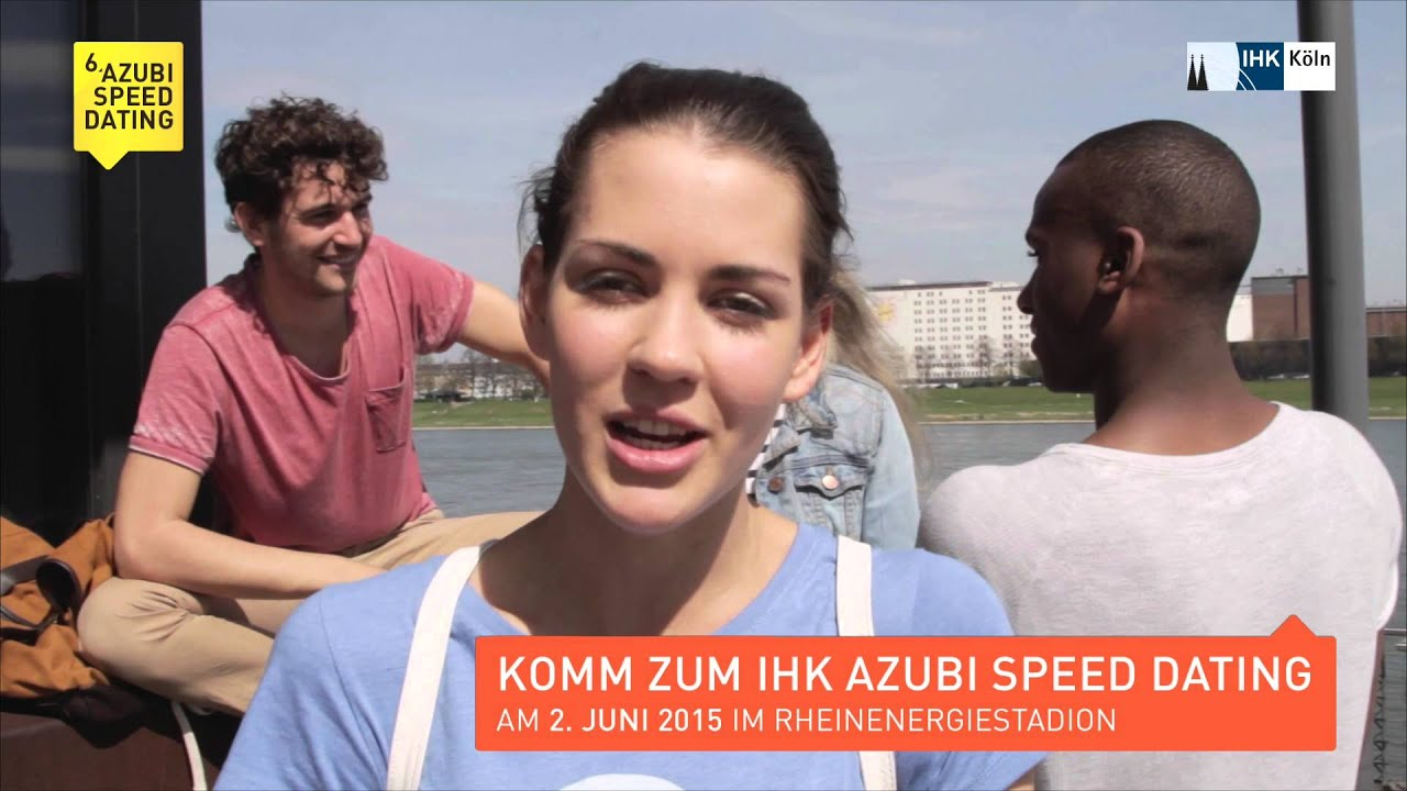 ihk Azubi Speed ​​Dating Köln