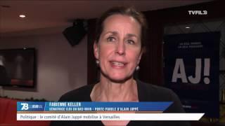 Politique : le comité d'Alain Juppé se mobilise à Versailles