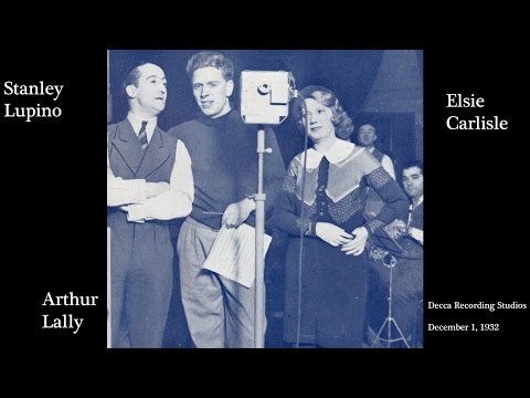 "Stanley Lupino & Elsie Carlisle - ""Just One More"" (1932)"