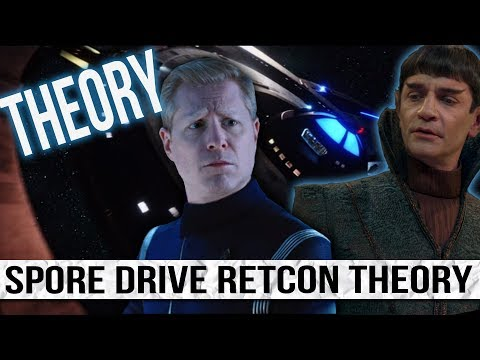 How the Spore Drive Works and Theory (Star Trek DSC: SPOLIERS)