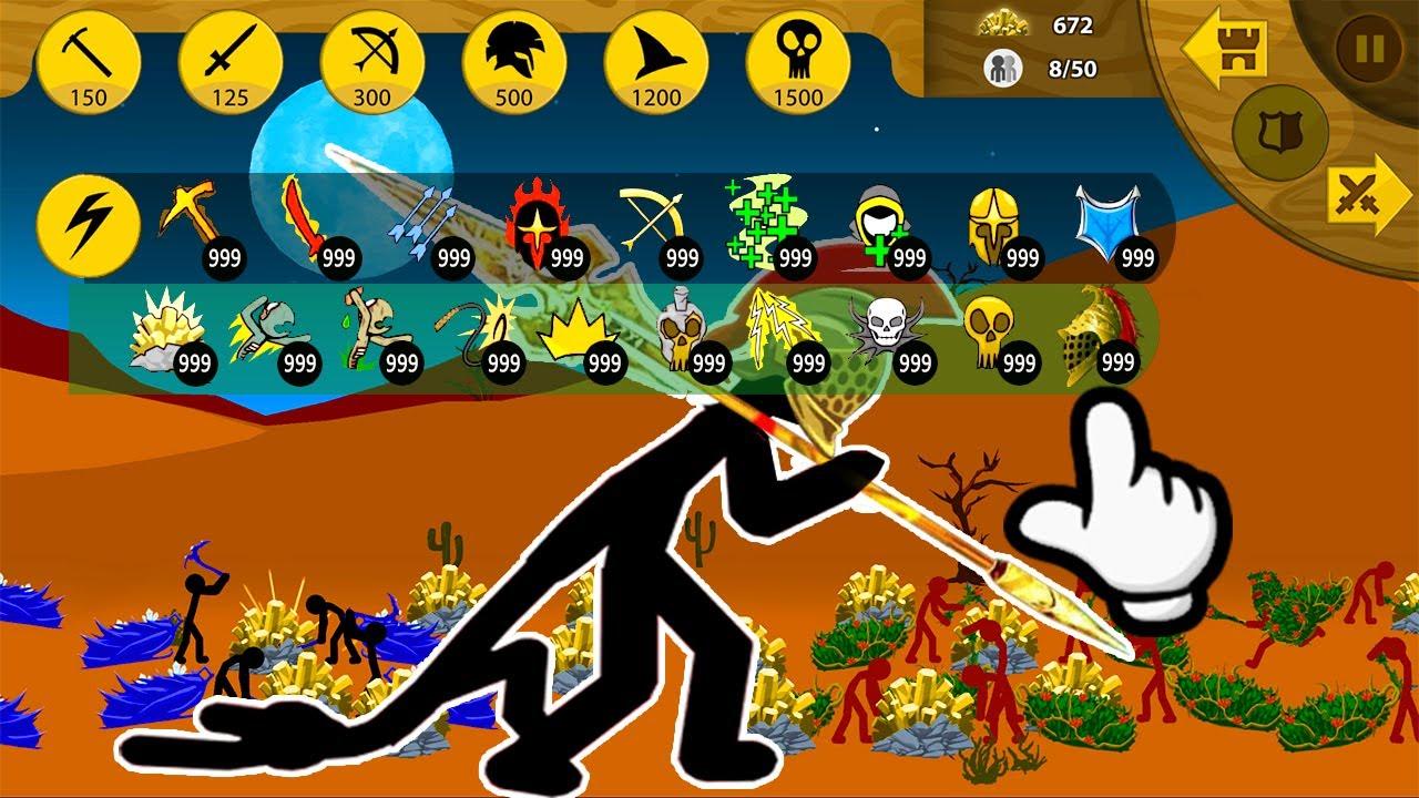 Download Huge Updare New Item Giant Spearton - Stick War Legacy
