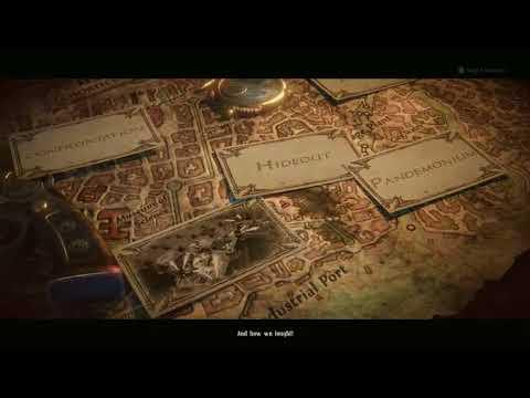Unskippable - The Incredible Adventures of Van Helsing II |