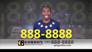 New Orleans Car Wreck Lawyers | Get Gordon | Gordon McKernan Injury Attorneys