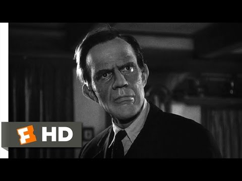 Arsenic and Old Lace (3/10) Movie CLIP - Your Nephew Jonathan (1944) HD