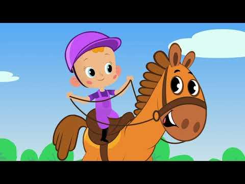 Про лошадка мультфильм