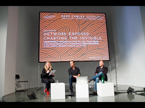 DNL #8: DEEP CABLES.  Keynote NETWORK EXPOSED with Henrik Moltke & Trevor Paglen