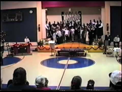West Hoke Middle School Chorus - Hollywood Holidays - 1997