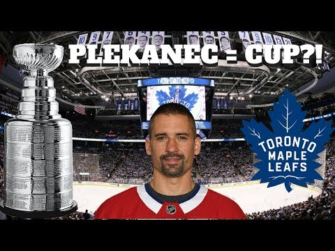 CAN THE TORONTO MAPLE LEAFS WIN THE CUP WITH TOMAS PLEKANEC? | NHL 18 | ARCADE REGIMENT