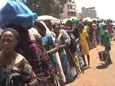 GAFAW: Fundraiser for victims of the Ebola virus in Guinea.