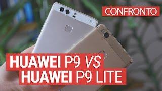 Huawei P9 vs Huawei P9 lite confronto ITA da TuttoAndroid(Huawei P9 e Huawei P9 Lite messi a confronto nel nostro video in italiano da Matteo Virgilio | http://www.TuttoAndroid.net ISCRIVITI AL CANALE: ..., 2016-05-20T15:29:17.000Z)