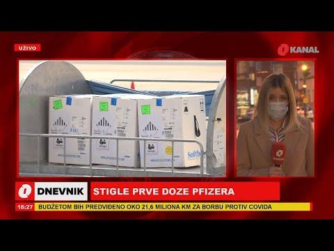Dolazi26.400 dozaAstra Zeneca vakcina koje je BiH platila još prošle godine
